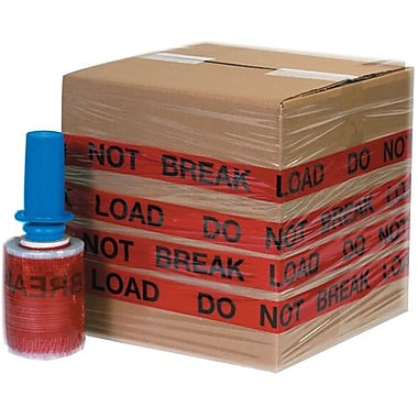 5in. x 80 Gauge x 500' in.DO NOT BREAK LOADin. Goodwrappers® Identi-Wrap, 6/Pack