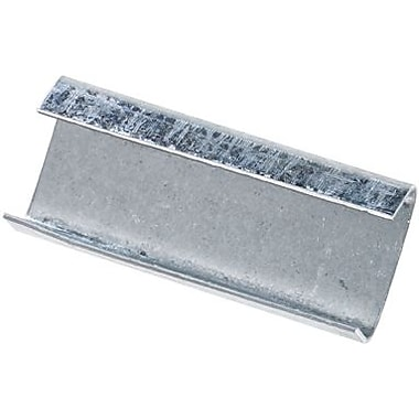 Staples Open/Snap On Heavy Duty Steel Strapping Seals