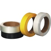 "1/2"" x 7200' - 16"" x 6"" Core - Staples Hand Grade Polypropylene Strapping - Embossed, 1 Coil"
