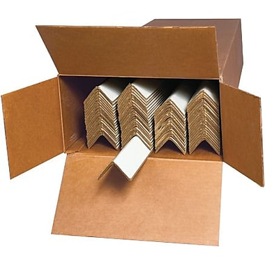 2in. x 2in. x 40in. .225 - Staples Edge Protector- Cased