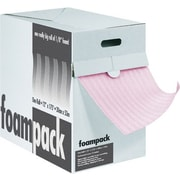 1/8 x 24 x 175' - Staples Anti-Static Air Foam Dispenser Pack, 1 Each