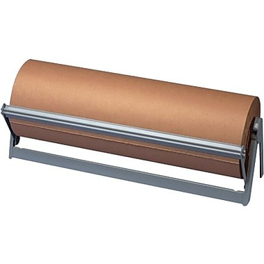 Staples Kraft Paper Roll, 60-lb., 12in. x 600', 1 Roll