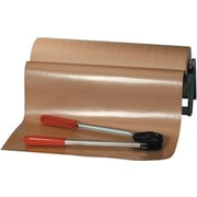 "Partners Brand Poly Coated Kraft Paper Roll, 50-lb., 60"" x 600', 1 Roll (KPPC6050)"