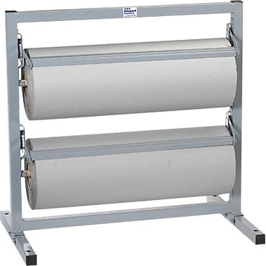 Staples Double Roll Horizontal Paper Cutter, 24in., 1 Each
