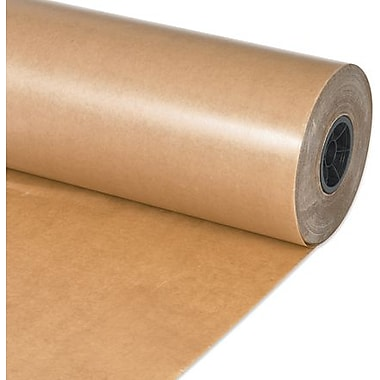 Staples Waxed Paper Rolls, 30-lb, 1,500'