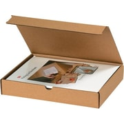 "09""x6 1/2""x1 3/4"" Partners Brand Literature Mailers, 50/Bundle (ML961K)"