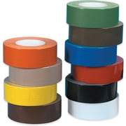 Intertape Economy Cloth Duct Tape, Tan, 2 x 60 yds, 24/Case