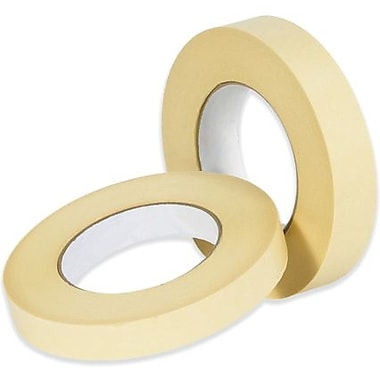 Intertape High Temperature Masking Tape, 1/2in. x 60 yds., 72 Rolls