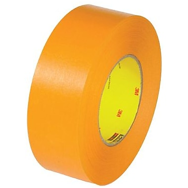 3M 2525 Flatback Tape, 3in. x 60 yds., 12 Rolls