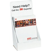 "Staples® Corrugated Counter Display Header Card, 7.75"" x 9.38"", 10/Bundle"