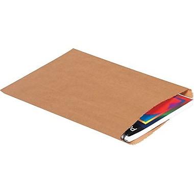 Staples® Nylon #7 Reinforced Mailer, 14-1/2