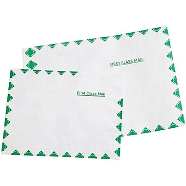 Staples 12 1/2in. x 15in. First Class Poly Mailer, 100/Case