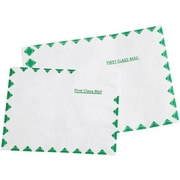 Staples 12 1/2 x 15 First Class Poly Mailer, 100/Case