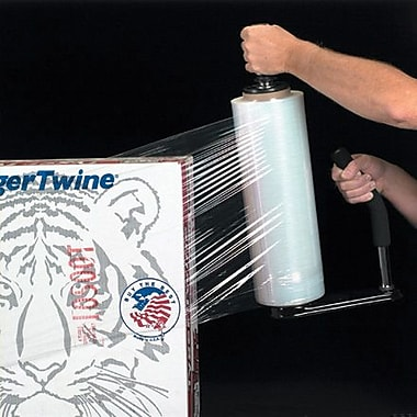 18in. x 75 Gauge x 1500' Staples Blown Hand Stretch Film