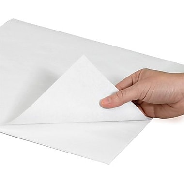 Staples Butcher Paper Sheet, 12in. x 12in., 3,750/Case
