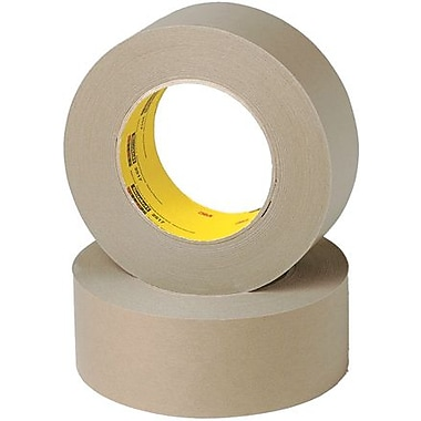 3M 2517 Flatback Tape, 3in. x 60 yds., 12 Rolls