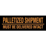 "Tape Logic Must Be Delivered Intact Shipping Label, 3"" x 10"", 500/Roll"