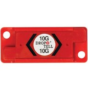 Resettable Drop-N-Tell Indicator, 10G, 25/Case