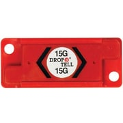 Resettable Drop-N-Tell Indicator, 15G, 25/Case