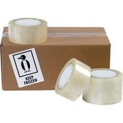 Intertape Economy Carton Sealing Tape, Clear, 2 x 110 yds., 36/Case