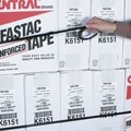 1/2in. x 60 yds. Tape Logic™ Tensilized Polypropylene Strapping Tape, 144/Case