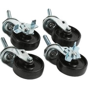 Staples - Casters for Vertical Roll Paper Cutter, 1 Each