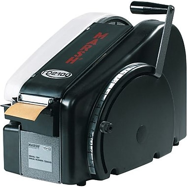 Marsh - TD2100 Manual w/Heater Paper Gum Tape Dispenser, 1 Each