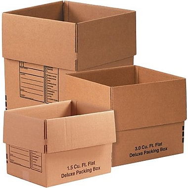 Staples - #1 Moving Shipping Box Combo Pack