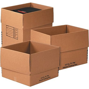 24''x18''x24'' Shipping Box, 200#/ECT, 1/Kit (MBCOMBO2)
