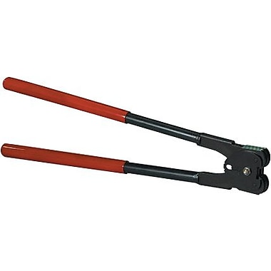 Staples Heavy-Duty Double Notch Steel Strapping Sealers