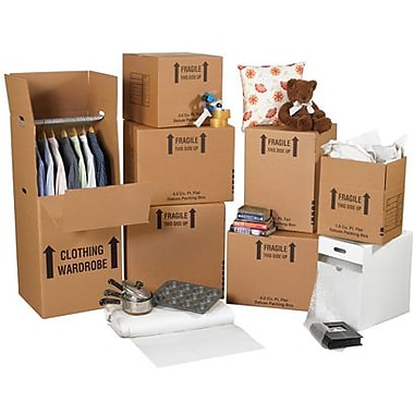 Staples Small Home Moving Kit, 1 Kit