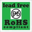 Tape Logic Lead Free RoHs Compliant Shipping Label, 2in. x 2in., 500/Roll