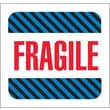 Tape Logic Fragile Tape Logic Shipping Label, 4in. x 4in.