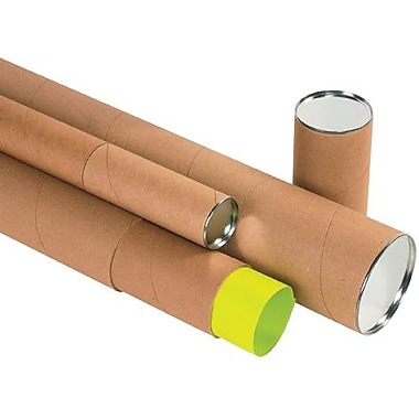 Staples Kraft Premium Telescoping Tubes