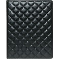 Buxton Quilted Padfolio, Black