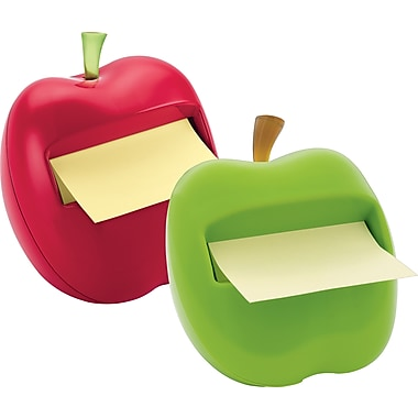 Post-it® Pop-Up Apple Dispensers