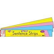 TREND® Wipe Off® Sentence Strips, Sentence Strips, 30/Pack (T4002)