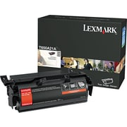 Lexmark™ T650A21A Black Toner Cartridge