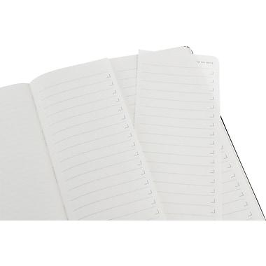 Moleskine Pro Collection Professional Notebook, Large, Black, 5