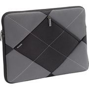 SOLO Studio 16 Laptop Sleeve, Black/Grey