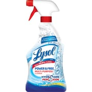 LYSOL® Power & Free™ Multi-Purpose Cleaner, Citrus Sparkle Zest Scent, 22 oz.
