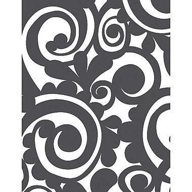 Shamrock Printed Tissue, Bold Scroll