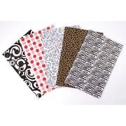 Shamrock Printed Tissue, Leopard