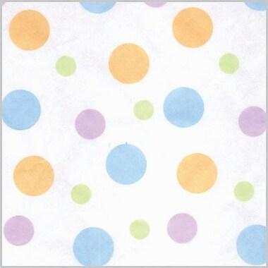 Shamrock Printed Tissue, Baby Dots