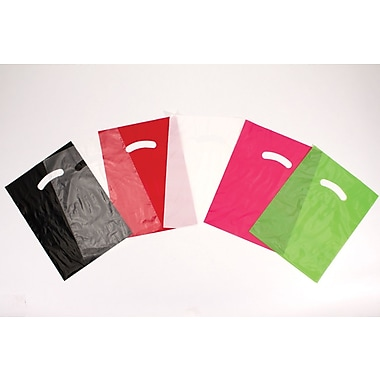 Shamrock Hot Pink Single Layer Super Gloss Bag 20in. x 20in. x 5in.
