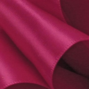 Berwick/Offray Azalea Double Face Satin Ribbon 1.5in.