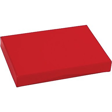 Shamrock Presentation Pop-Up Gift Card Box, Red Gloss