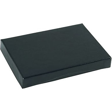 Shamrock Presentation Pop-Up Gift Card Box, Black Gloss