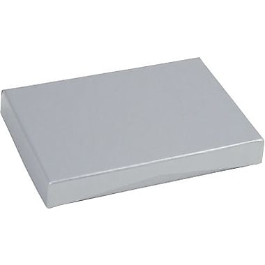 Shamrock Presentation Pop-Up Gift Card Box, Silver Gloss