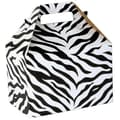 Shamrock Gable Box - 8in., Zebra Stripes